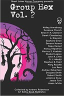 Group Hex Vol. 2 book cover - horror anthology